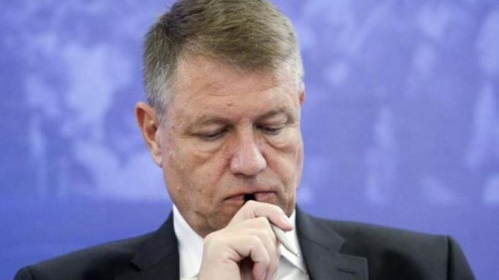 Klaus Iohannis sesizează CCR pentru Legea privind CSM