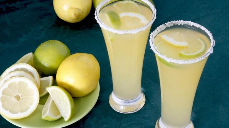 Cum prepari limonada perfectă pentru zilele călduroase