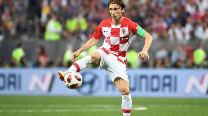 CM 2018. Gest impresionant al jucătorilor din naţionala Croaţiei