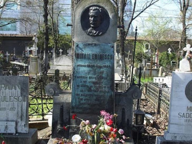Se cere deshumarea lui Mihai Eminescu! Care este motivul uluitor pentru această cerere