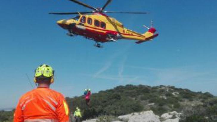 Accident grav în Italia: un motociclist român transportat cu elicopterul