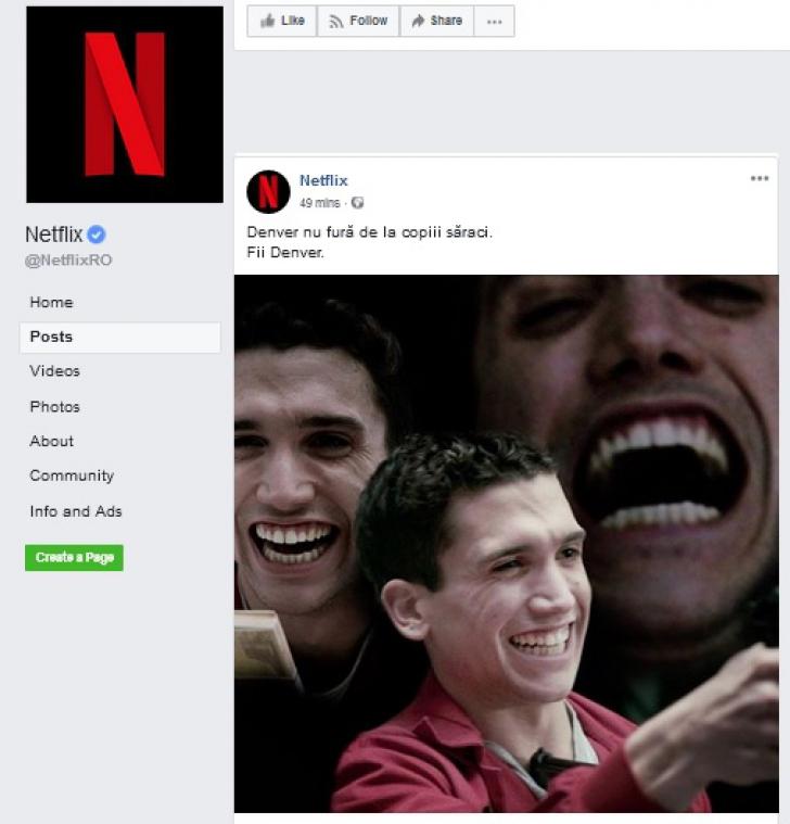 Dragnea, luat în vizor de Netflix