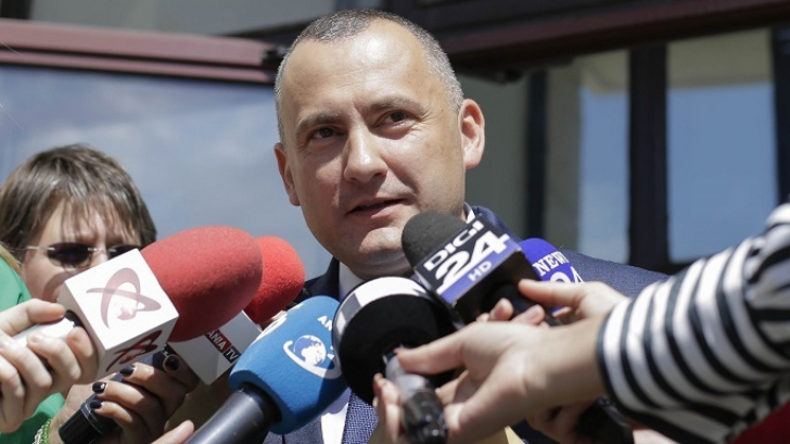 Fostul șef al DNA Ploiești, Lucian Onea, ajunge astăzi din nou în fața procurorilor
