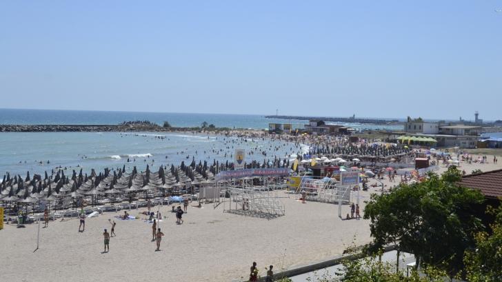 Câți bani trebuie să plătească turiștii pentru parcarea pe litoral. Tarife noi