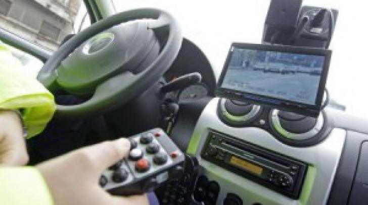 Poliţiştii rutieri, plângere împotriva deputatului ce a iniţiat proiectul presemnalizării radarelor