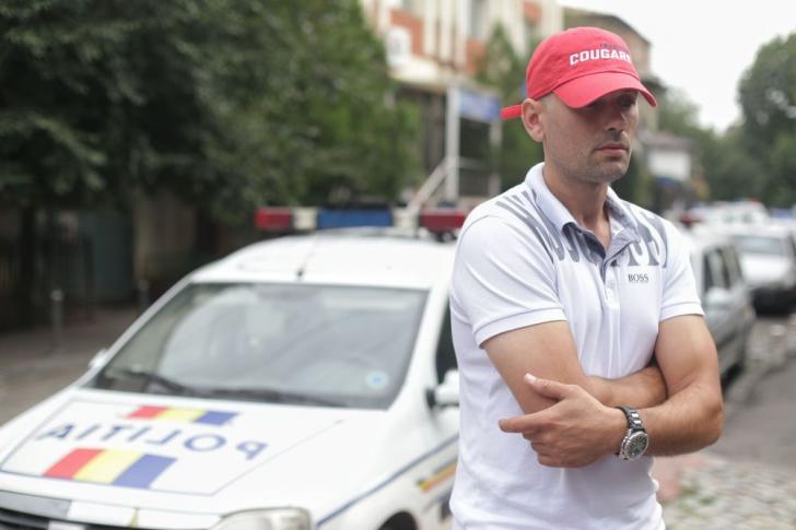 Dosar penal în cazul șoferului mașinii cu mesaj anti-PSD