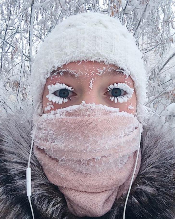 Iarna și vara în Siberia