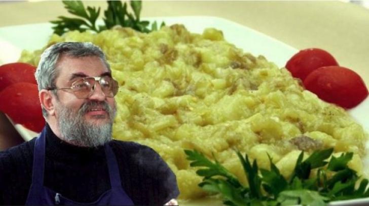 Radu Anton Roman: Cum se face corect salata de vinete