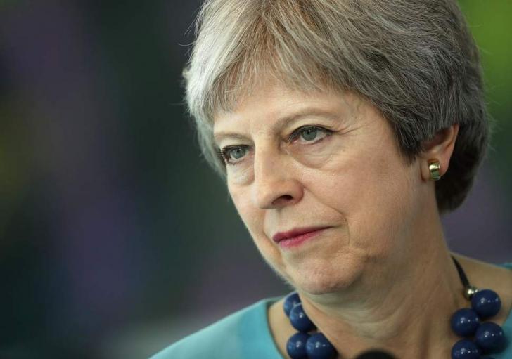 Lovitură dură pentru Theresa May