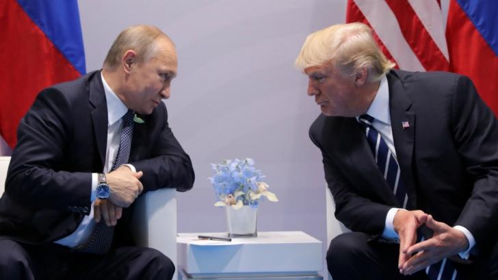 Sah geo-politic dat de Putin lui Trump