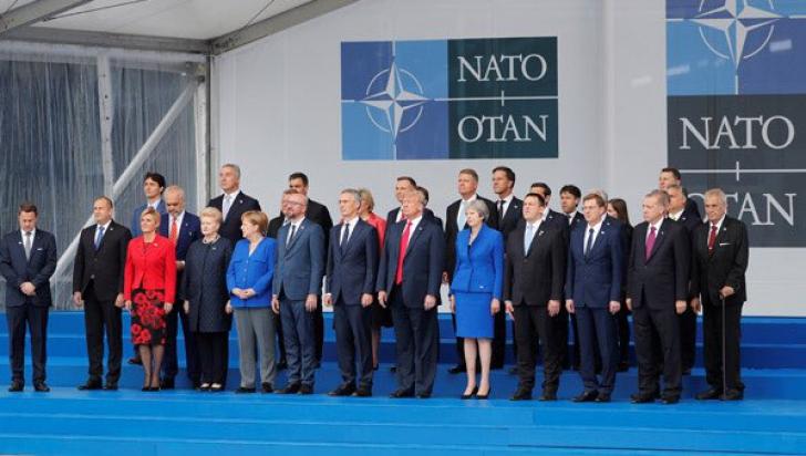 Foto summit NATO
