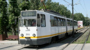 Tramvaiele liniei 41 nu vor circula sâmbătă şi duminică