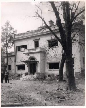 Imagine de arhiva: Casa Noua, locul unde a fost arestat Maresalul Ion Antonescu pe 23 august 1944