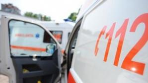 Accident în Vrancea: Un bărbat a murit după ce a fost lovit de o maşină