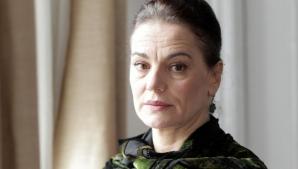 Primăria Capitalei va acorda titlul de cetăţean de onoare actriţei Maia Morgenstern