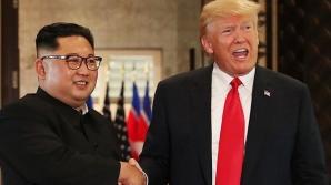 Trump și Kim Jong-un