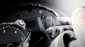 Accident groaznic în Neamț