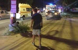 Accident mortal la Galaţi. Bărbat spulberat pe stradă şi aruncat dintr-o maşină în alta