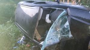 Accident grav în Bistrița-Năsăud. 5 victime, două persoane se zbat între viaţă şi moarte