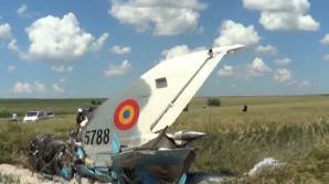 De ce a murit pilotul Florin Rotaru? Anchetatorii refac caseta de la bordul avionului MiG 21 Lancer