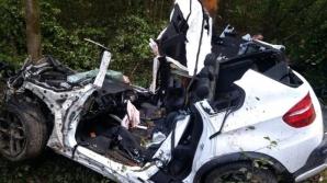 Satu Mare: Doi tineri și-au pierdut viața într-un accident grav