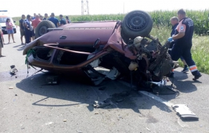 Accident Timiș