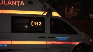 Accident rutier grav în judeţul Constanţa. Patru persoane au ajuns la spital