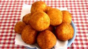 Cartofi pane – o reţetă foarte simplă şi delicioasă!