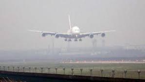 Un avion a aterizat de urgenţă în Spania