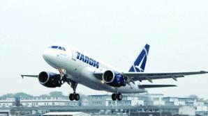 """ATAC TERORIST, la bordul unui avion TAROM aflat în zbor! Simulare reuşită de """"şoimii aerului"""""""
