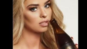 Bere cu acid lactic extras din părţi ale corpurilor unor fotomodele. Tu ai bea aşa ceva?