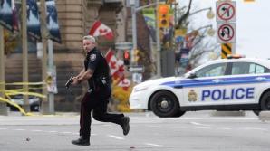 Un suspect arestat în incidentul armat din Canada. Doi poliţişti printre victime