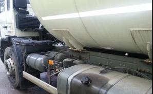 Cisternă, implicată în accident / Foto: Arhivă