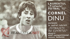 Cornel Dinu, in 1973. Arhiva: Cristian Otopeanu