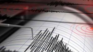 Cutremur neobişnuit în România, cu scurt timp în urmă
