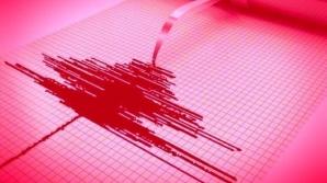 Alertă! Cutremur de magnitudine 7 cu puţin timp în urmă