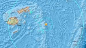 Cutremur de 8,2 grade pe scarea Richter, în Pacific
