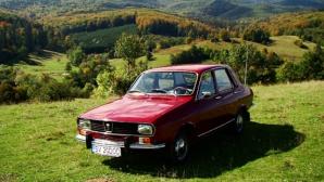Dacia 1300 de epocă, scoasă la vânzare la un preț record