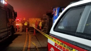 Accident în Ecuador