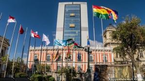 Casa Poporului din Bolivia