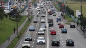 Cel mai aglomerat drum din România intră în reparaţii capitale