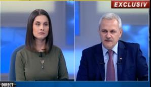 Dragnea la RTV