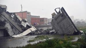 Povestea cutremurătoare a românului care a supravieţuit tragediei din Genova