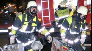 Zeci de persoane rănite într-un incendiu în Germania. Canicula a agravat situaţia