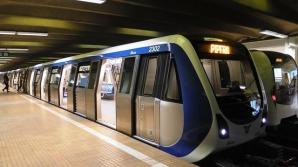 Haos la metrou, vineri dimineaţa. Au început lucrările de modernizare a Magistralei 2. HARTA la zi