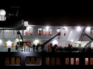 Incendiu pe un feribot grecesc cu peste 1.000 de oameni la bord / Foto: Newsbook