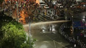 Cele mai dureroase imagini de la protestul Diasporei / Foto: Inquam Photos / Octav Ganea