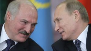 Lukasenko, un aliat al lui Putin