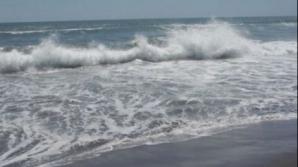 Alertă la Eforie Nord. O persoană a dispărut în apele mării