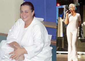 Monica Anghel a slăbit 30 de kg şi poartă mărimea S la haine! Care este secretul siluetei ei